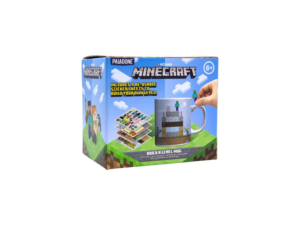 Hrnek Minecraft Build a Level
