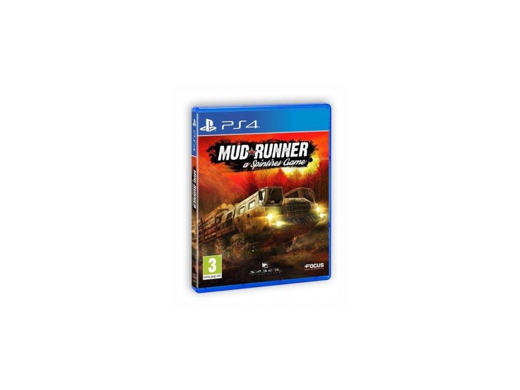 PS4 Spintires MudRunner