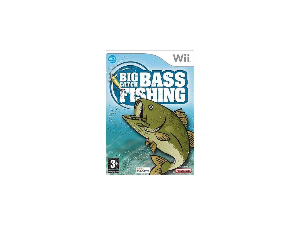 wii big catch