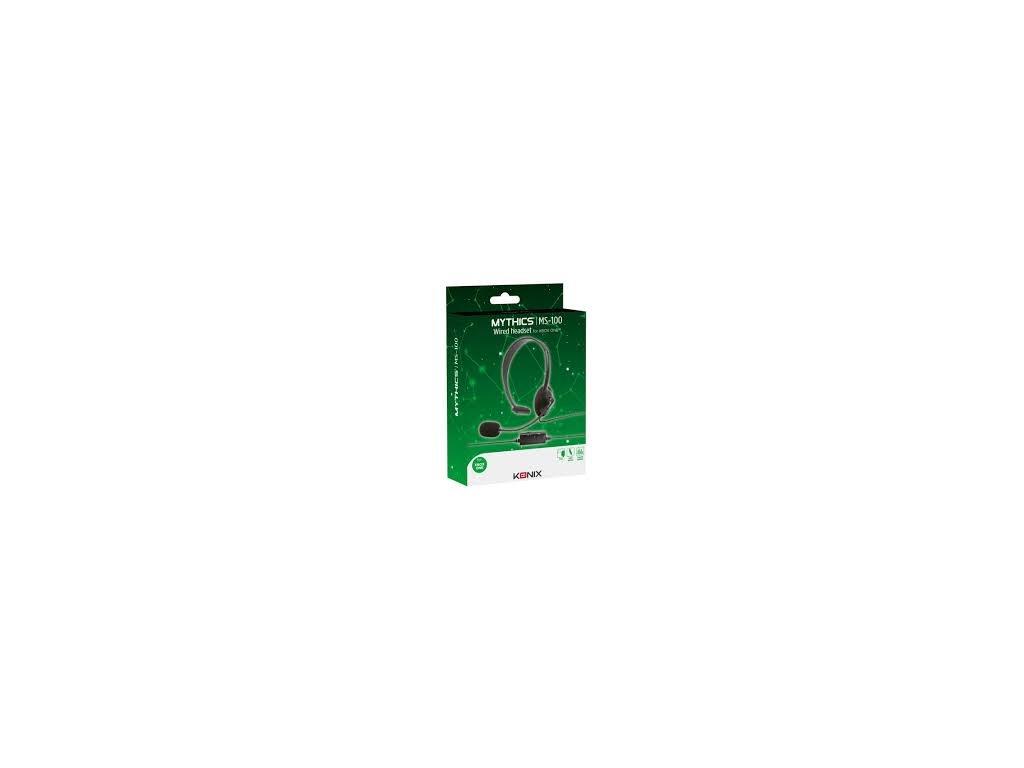 XBOX ONE Konix Premium Mythhics MS-100 headset (nové)