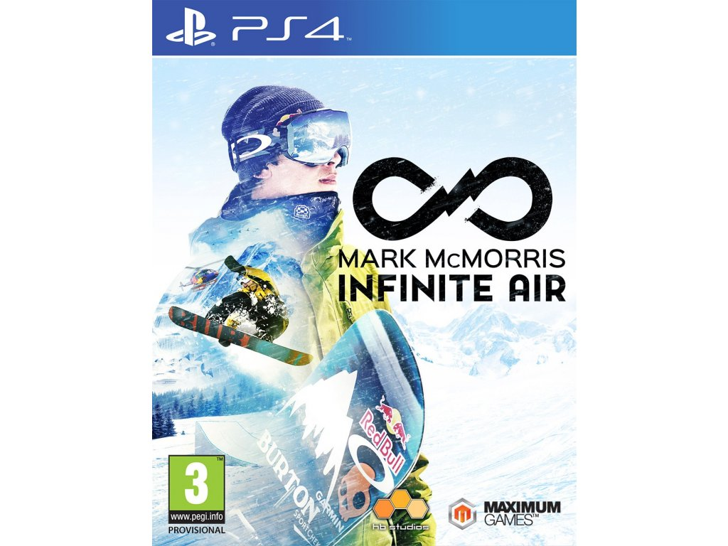 Mark McMorris Infinite Air (PS4)