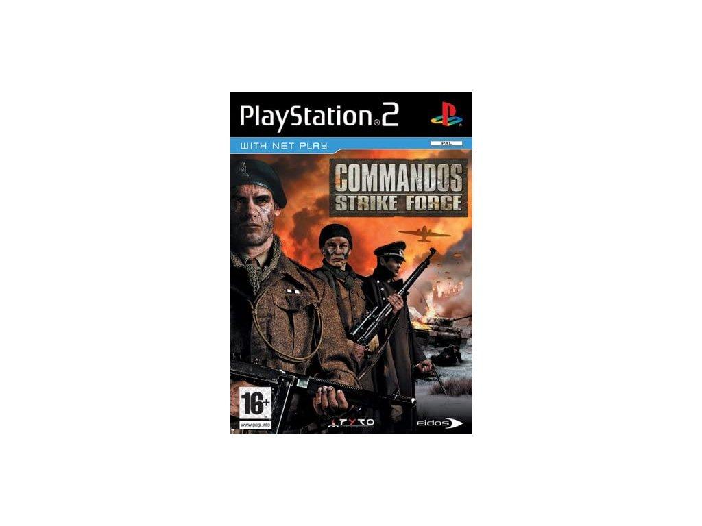 ps2 comandos