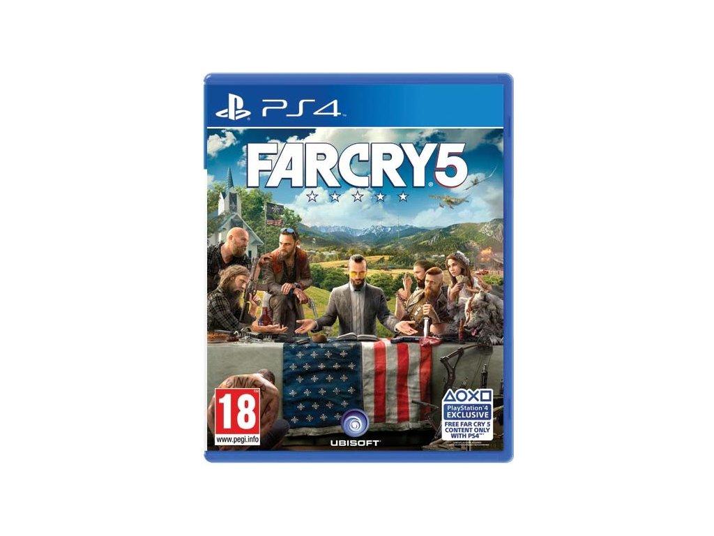 PS4 Far Cry 5 CZ (nová)