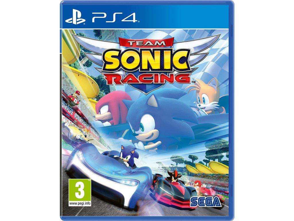 PS4 Team Sonic Racing
