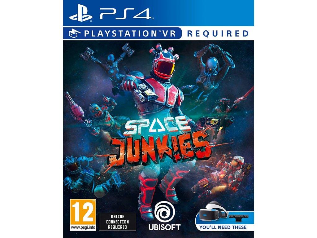 ps4 space juknies
