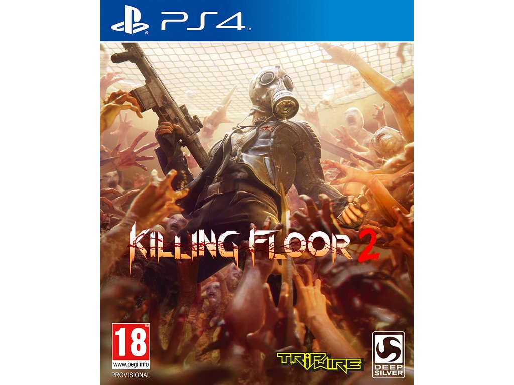 ps4 killing floor