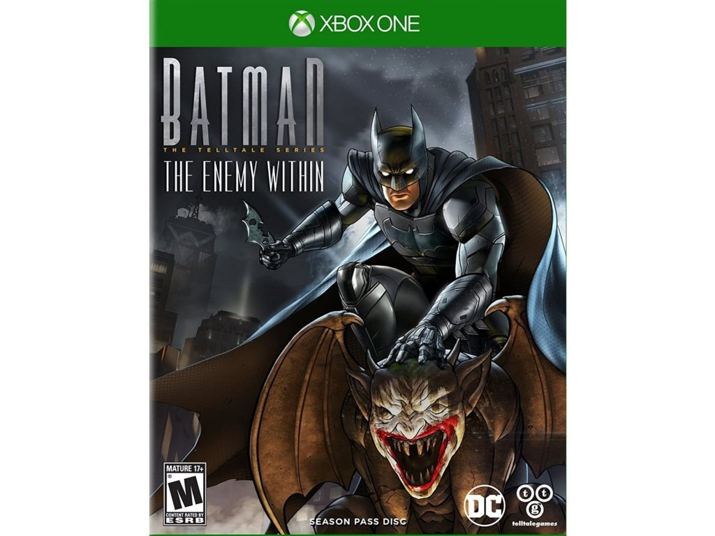 xbox one batman