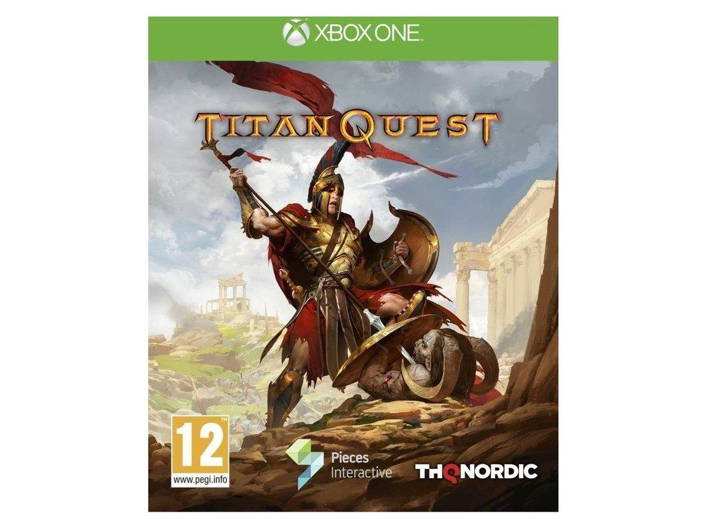 XBOX ONE Titan Quest (nová)
