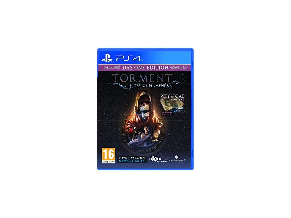 PS4 Torment: Tides of Numenera - Day 1 Edition (nová)