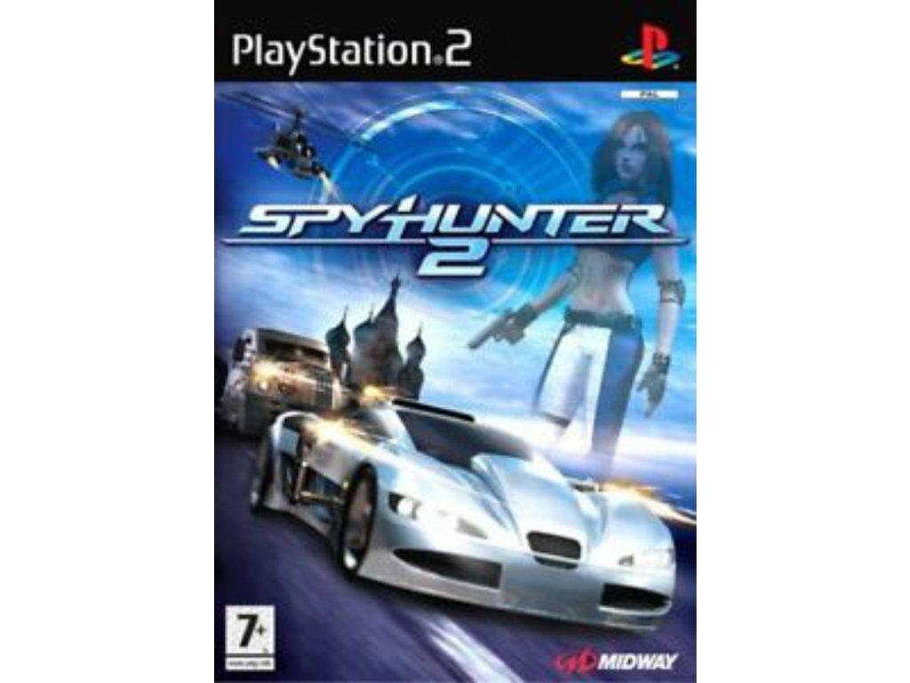 PS2 SpyHunter 2