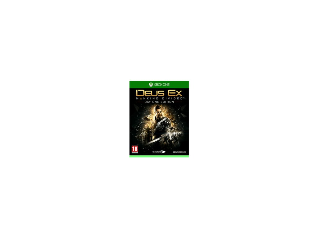 XBOX ONE Deus Ex Mankind Divided (D1 Edition)