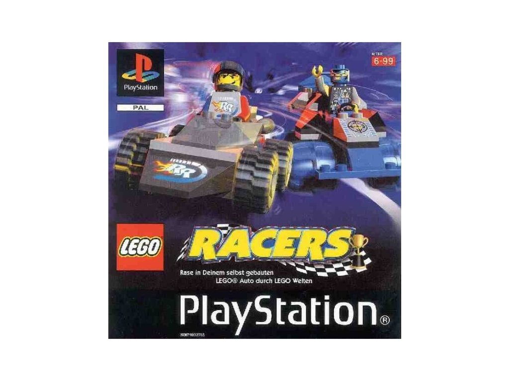 ps1 lego racers