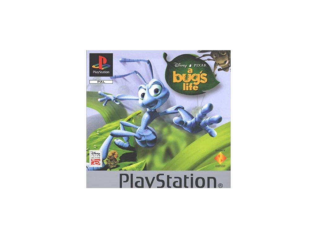 ps1 bugs life