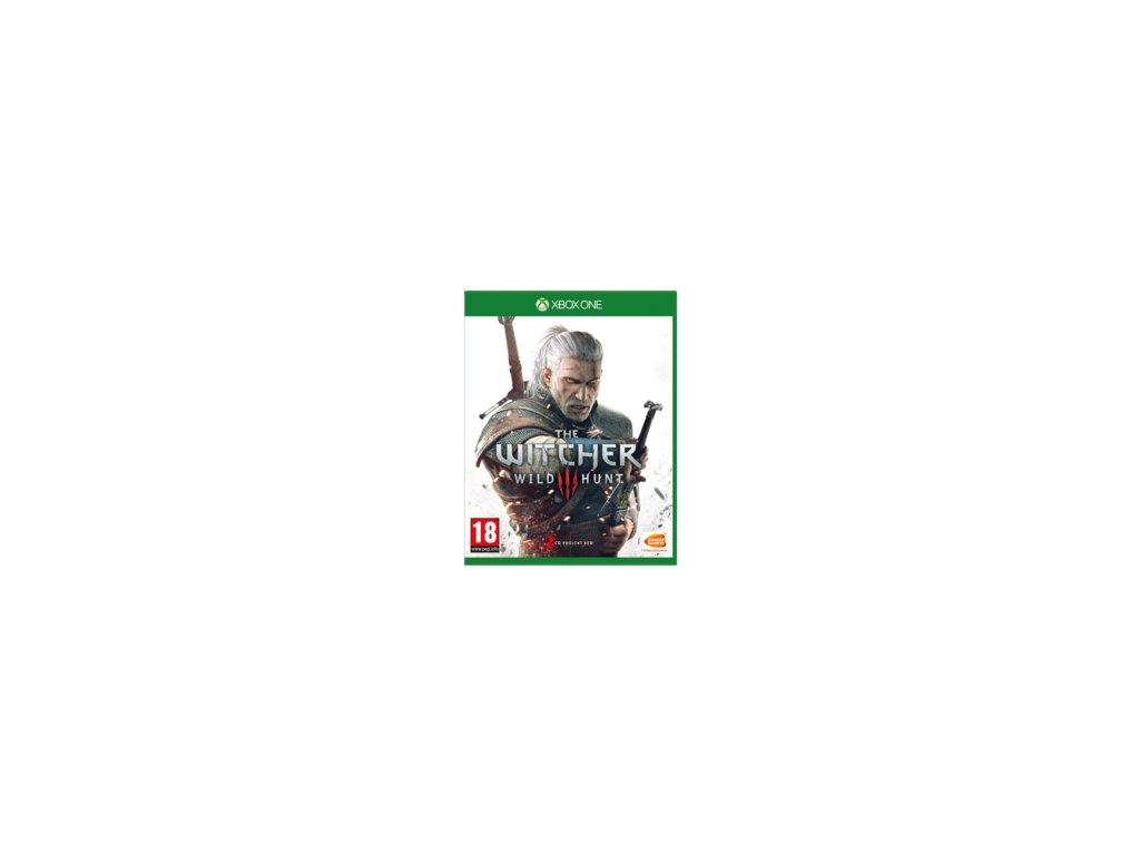 XBOX ONE The Witcher 3: Wild Hunt / Gamershouse.cz