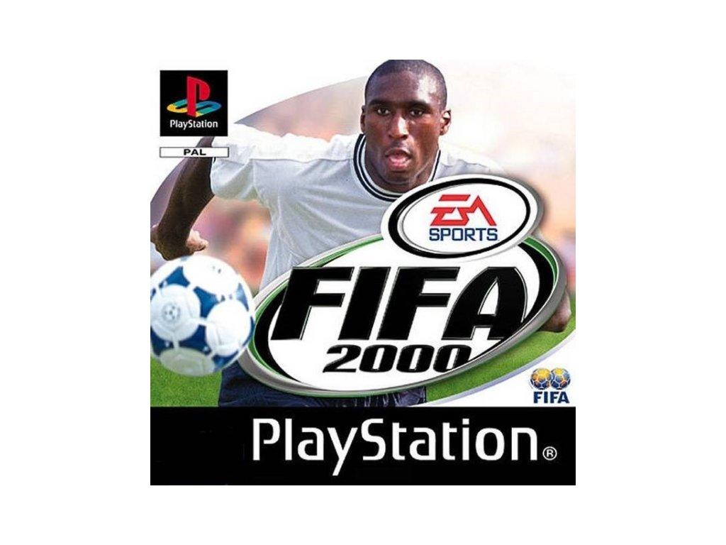 ps1 fifa 2000