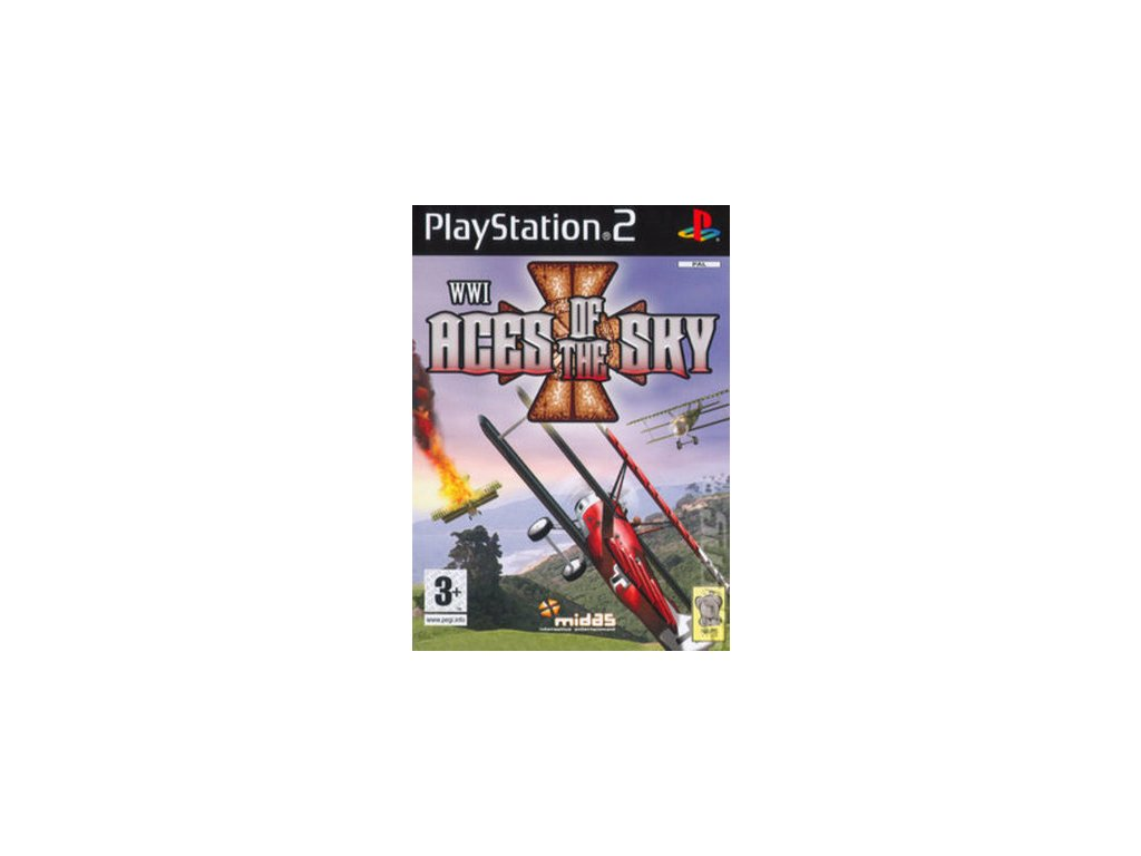ps2 wwII aces of the sky