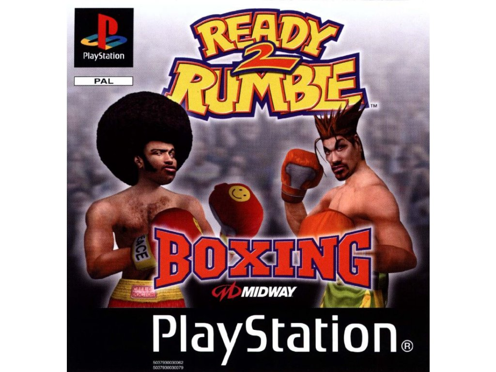 ps1 ready 2 rumble boxing