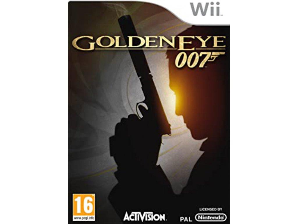 Wii Goldeneye 007