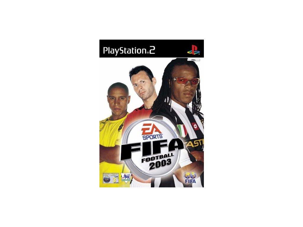 PS2 FIFA Football 2003