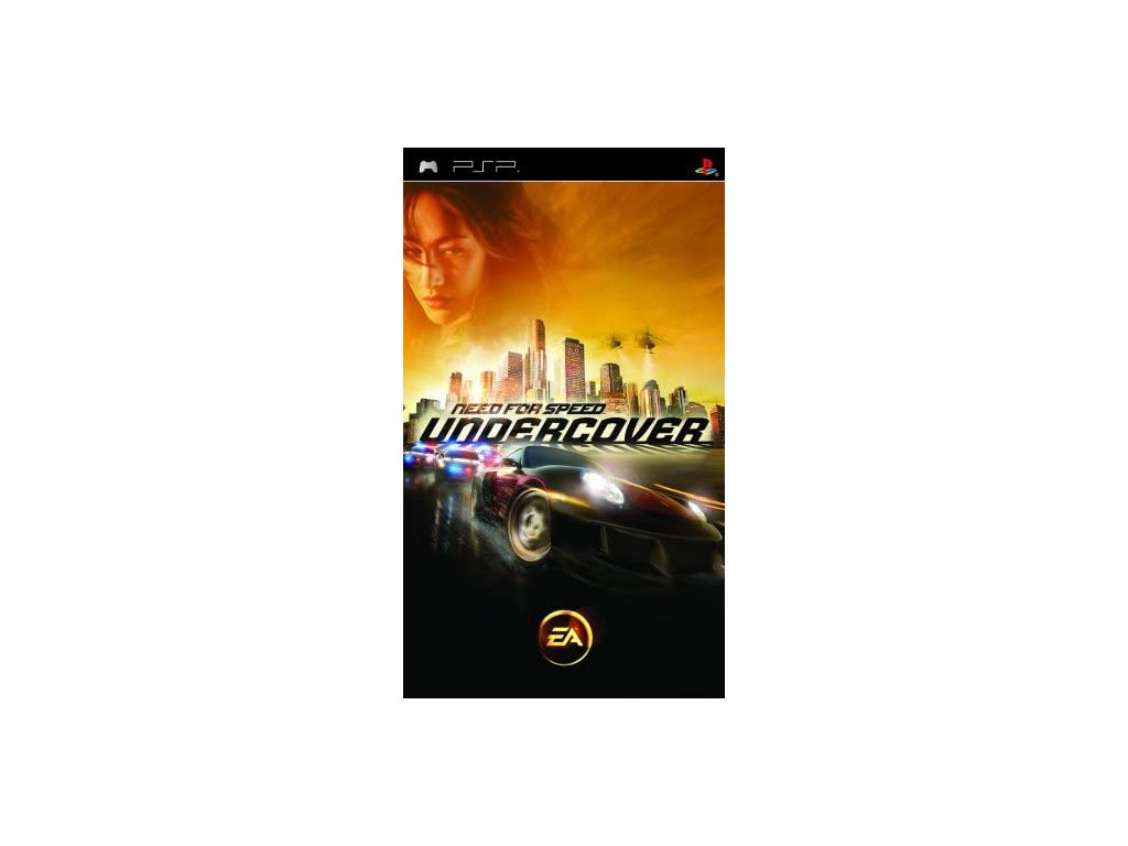 PSP Need for Speed: Undercover