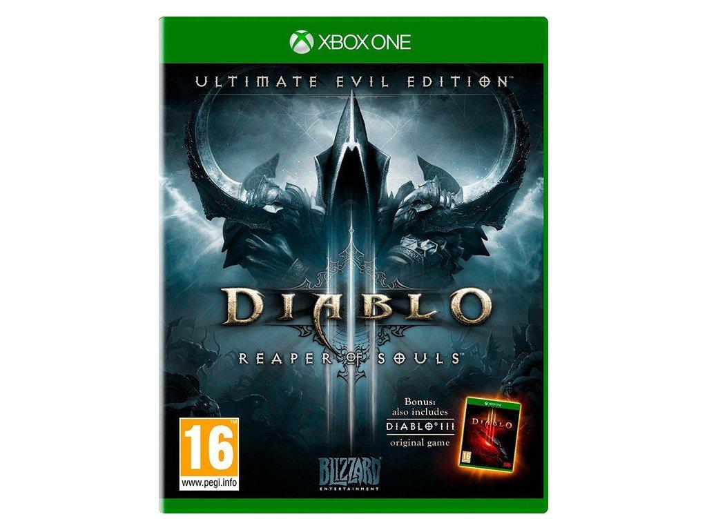 XBOX ONE Diablo III: Reaper of Souls - Ultimate Evil Edition