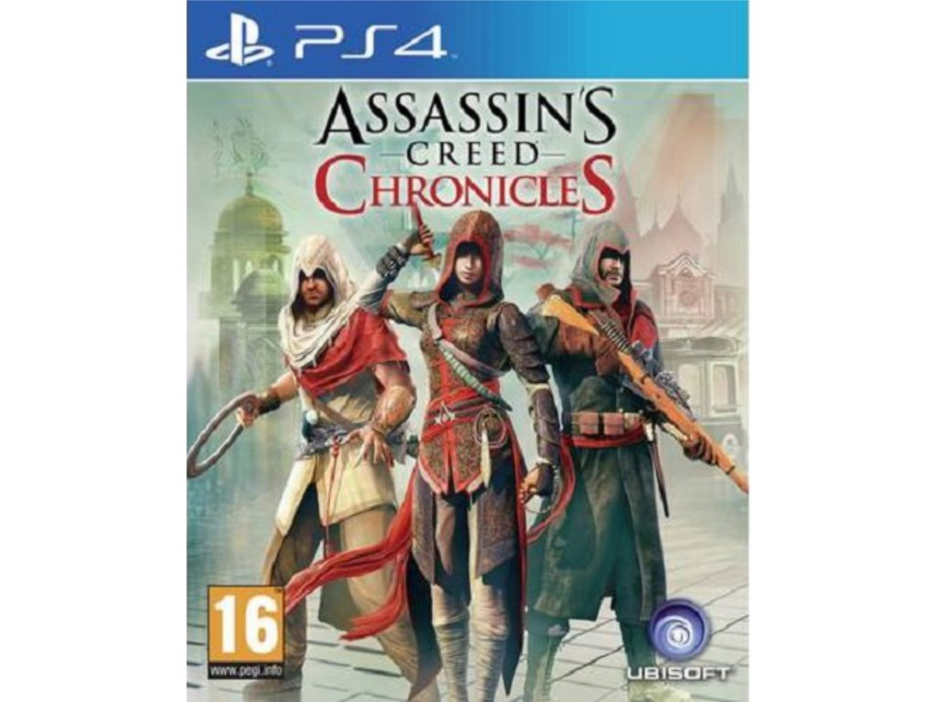 PS4 Assassin's Creed Chronicles CZ