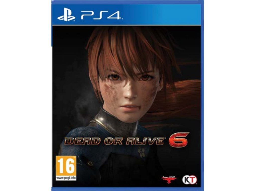 PS4 Dead or Alive 6 PS4