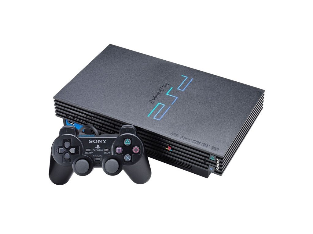 PlayStation 2 FAT SCPH-50003