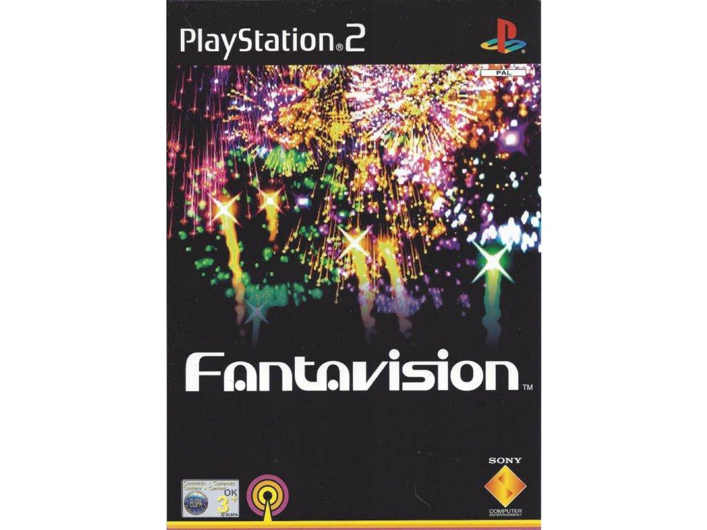 ps2 fantavision