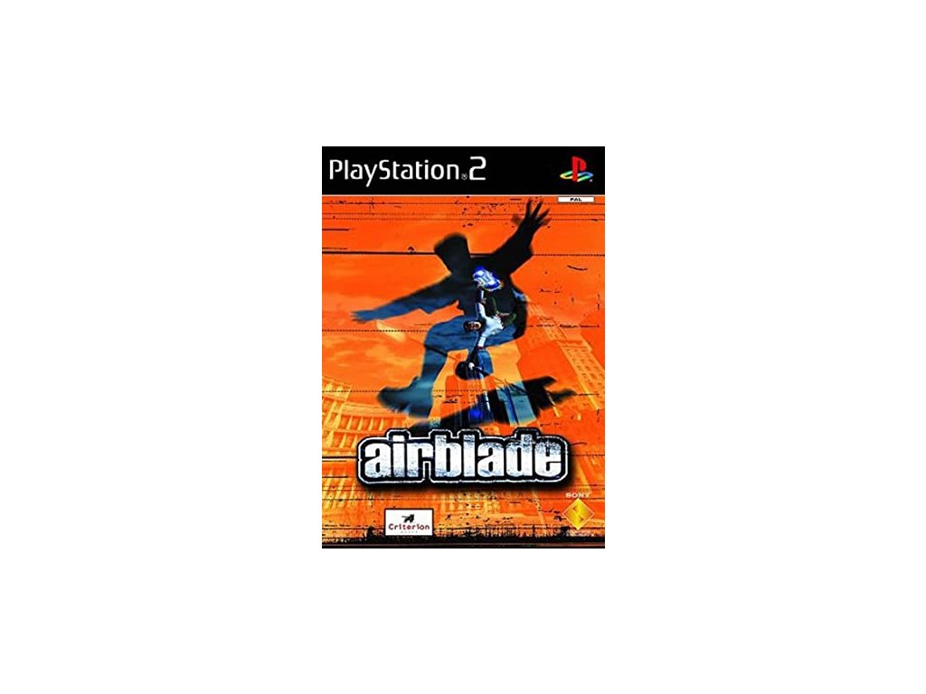 ps2 airblade