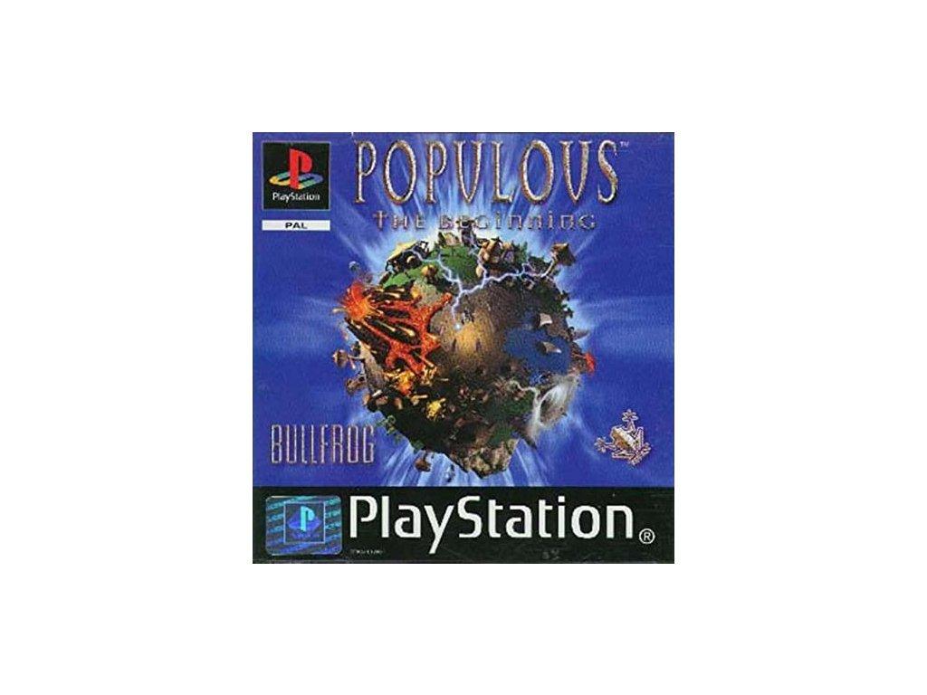 ps1 populous