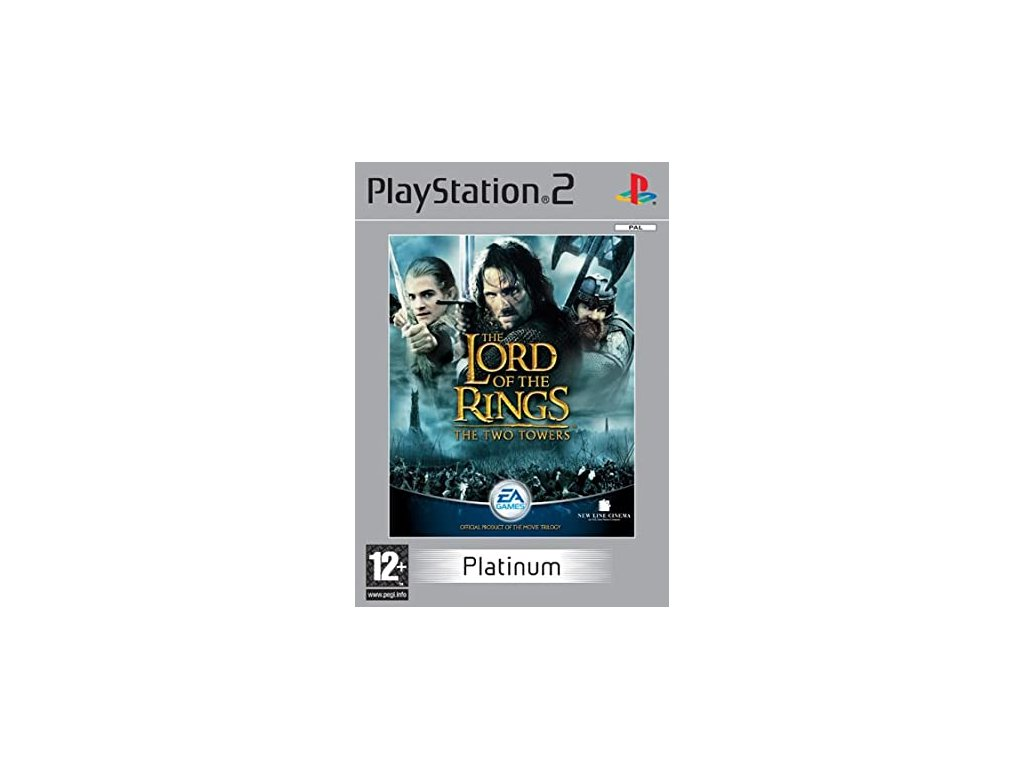 PS2 lotr two towers