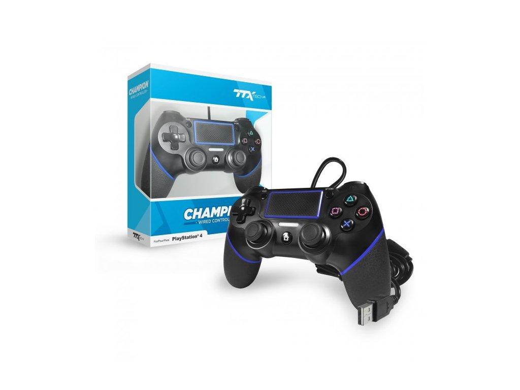 TTX PS4 ovladač
