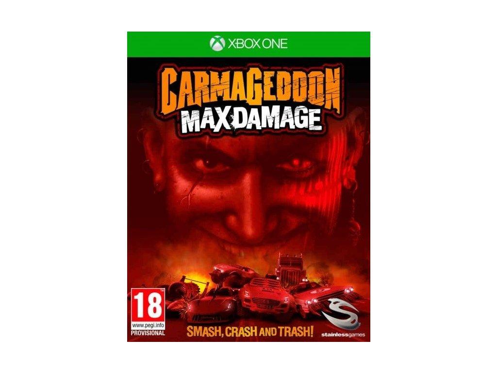 XBOX ONE Carmageddon: Max Damage (nová)