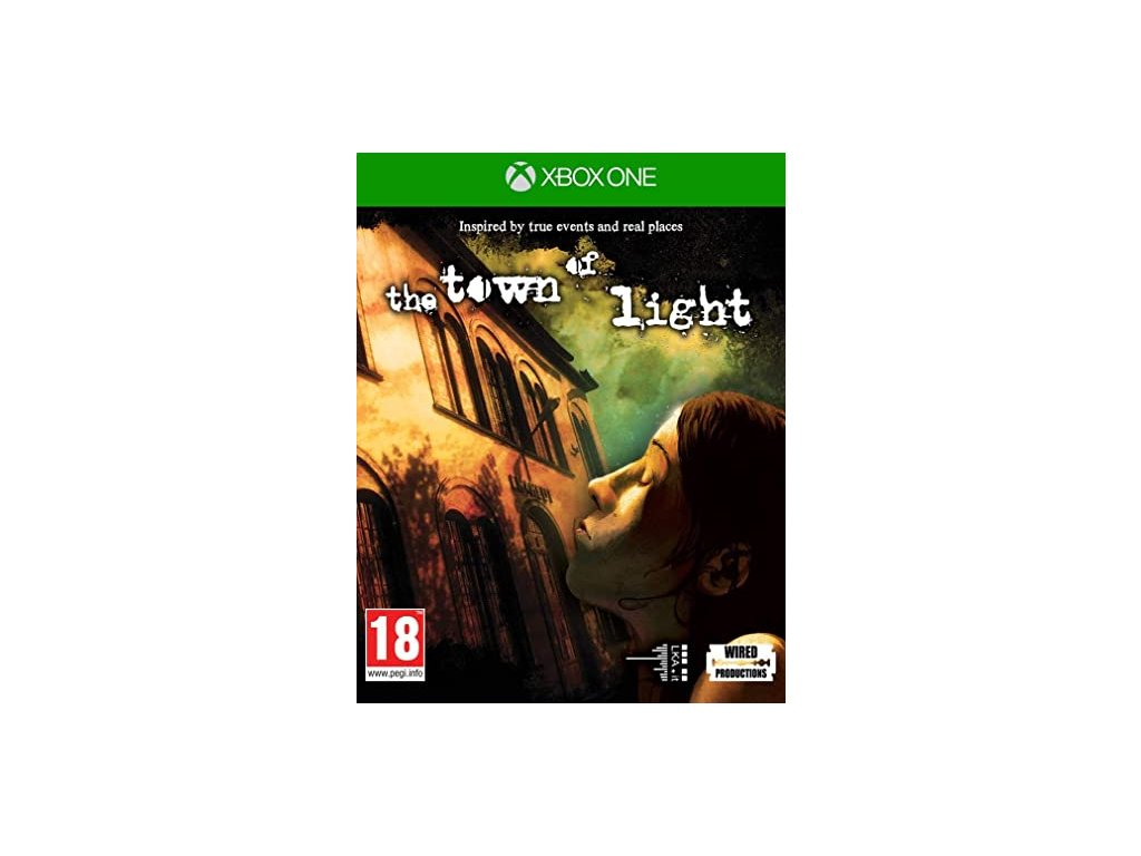 xbox one Town of light