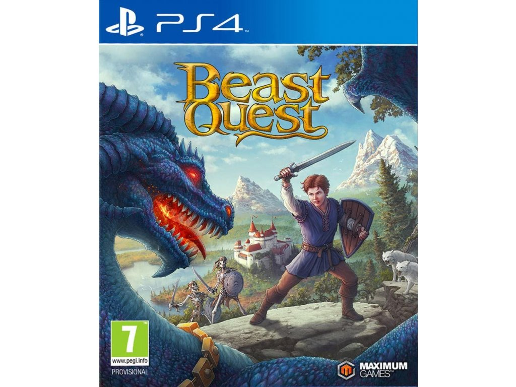 PS4 beast wuest