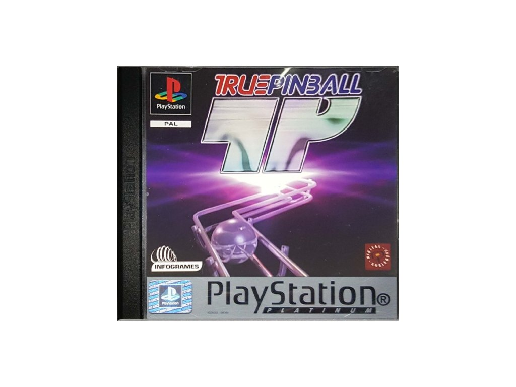PS1 true pinball platinum