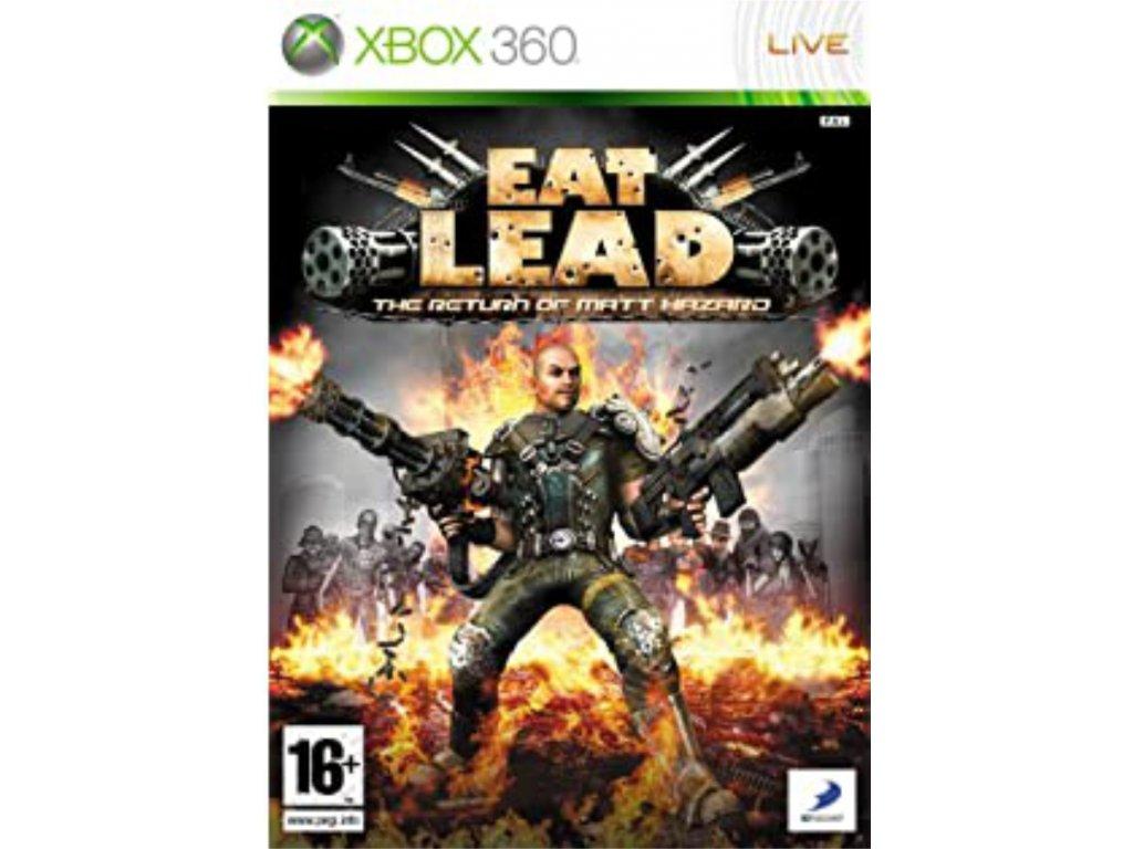 XBOX 360 EAT LEAD