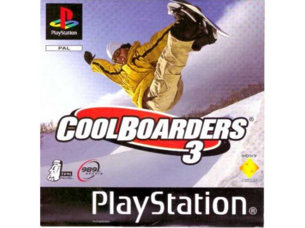 PS1 Cool Boarders 3