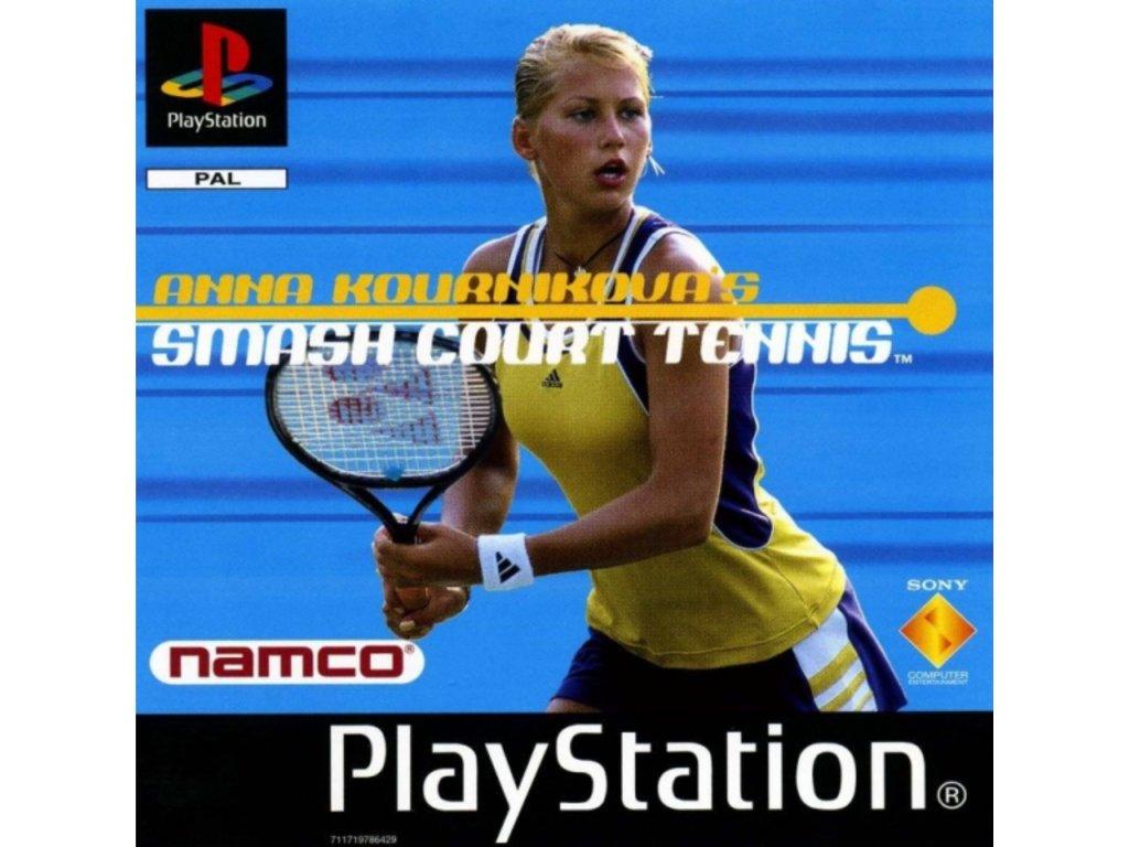 Anna Kournikova`s Smash Court Tennis