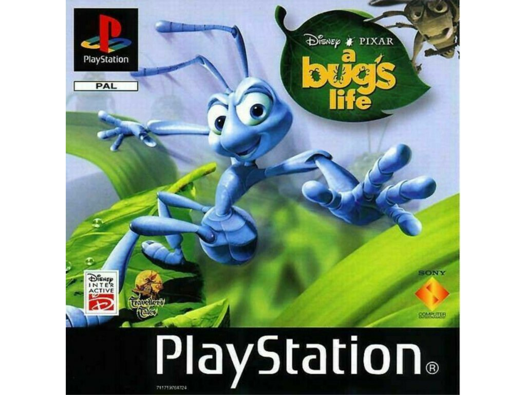 PS1 A Bug's Life