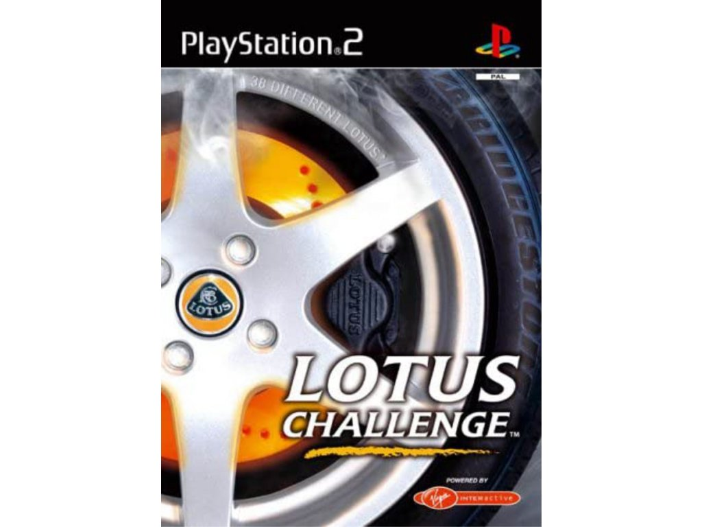 ps2 lotus challenge