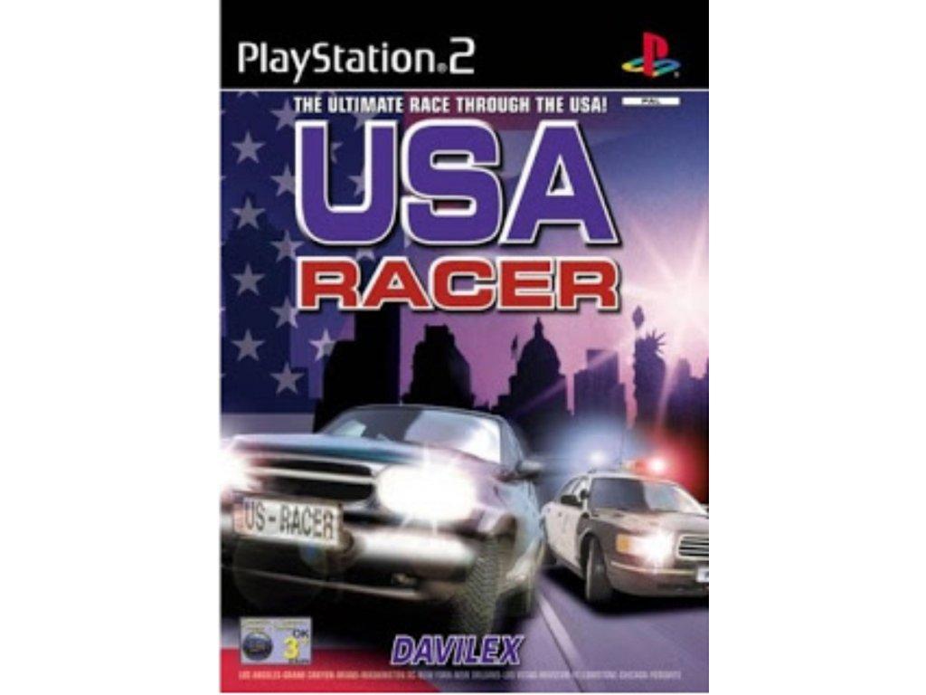 ps2 usa racer