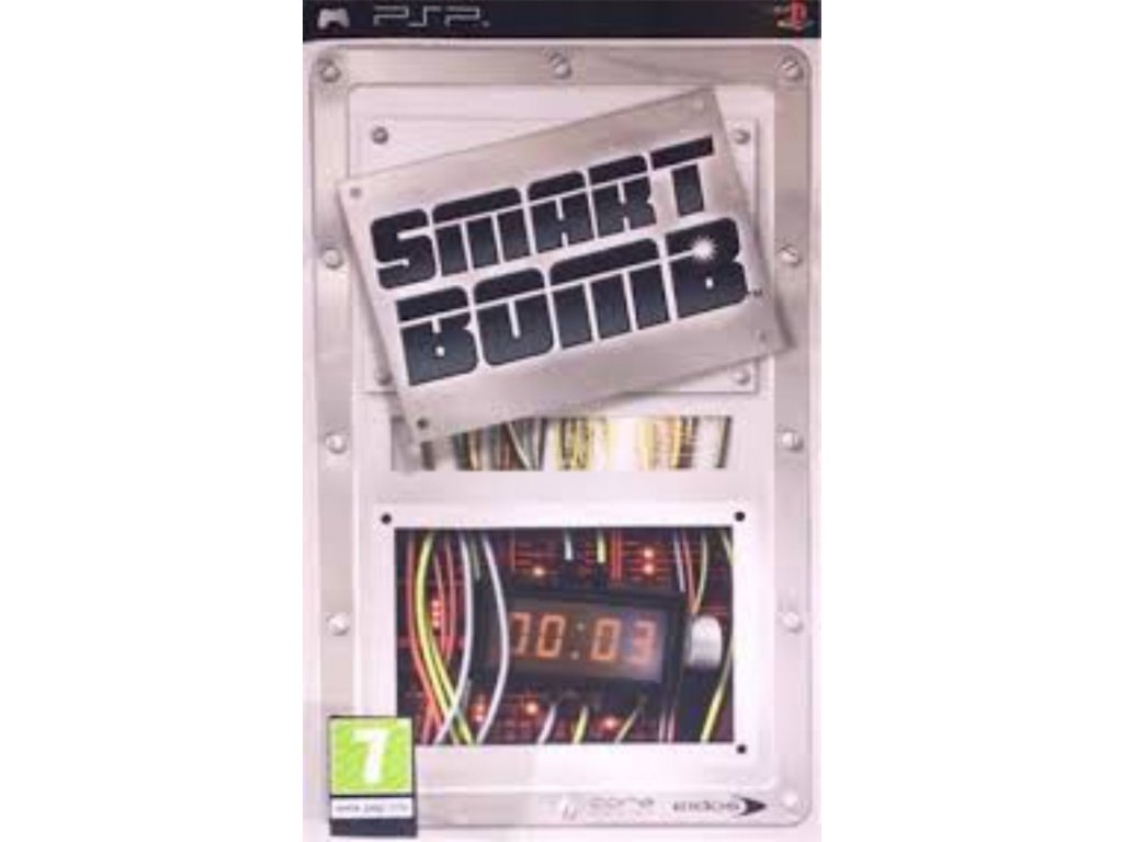 psp smart bomb