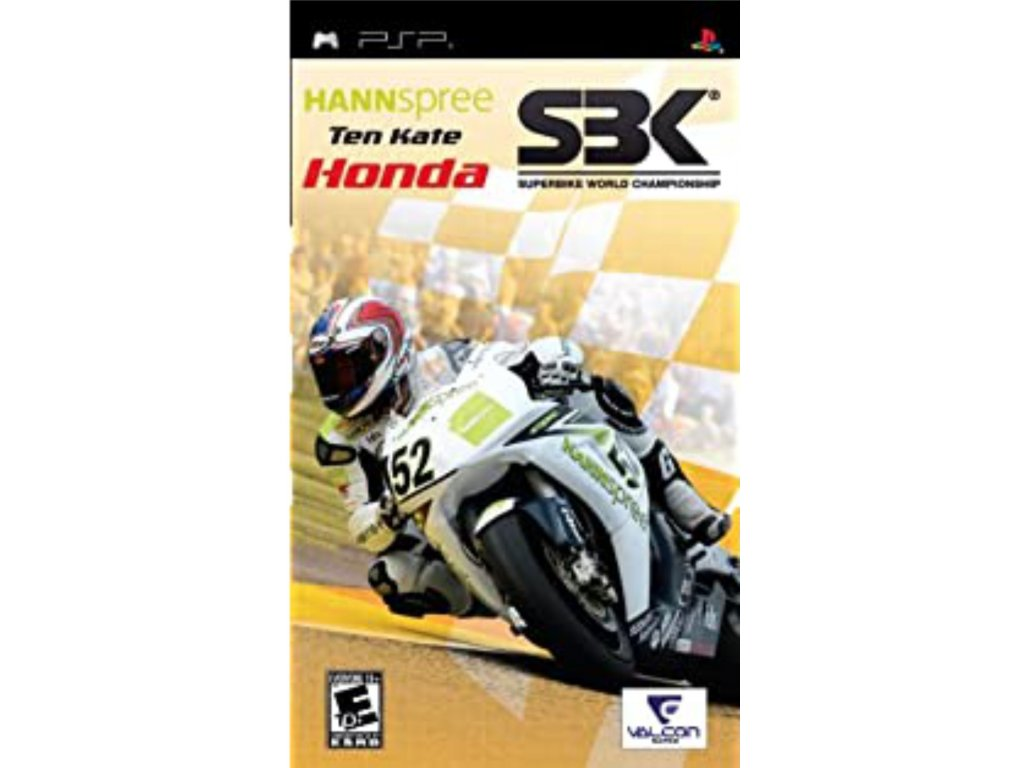 Hannspree Ten Kate Honda Superbike World Championship SBK®
