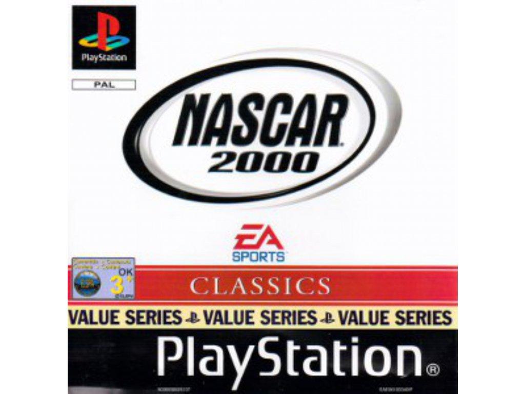ps1 nascar 2000