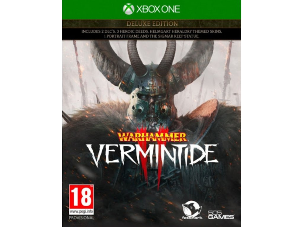 Warhammer Vermintide 2 (Deluxe Edition)