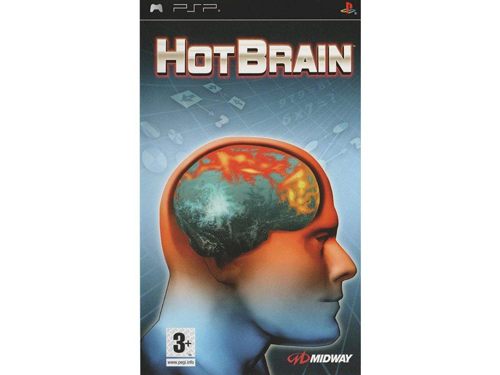 psp hot brain