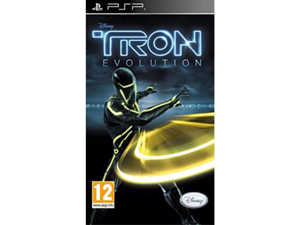 PSP Tron Evolution