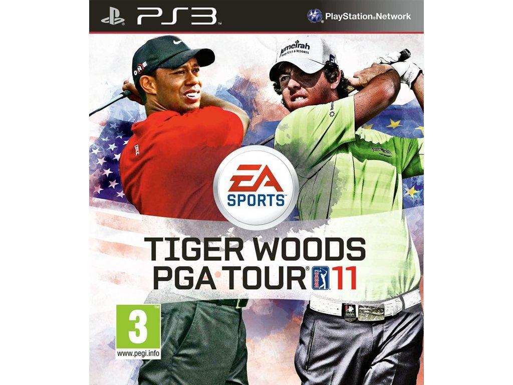 PS3 Tiger Woods PGA Tour 11